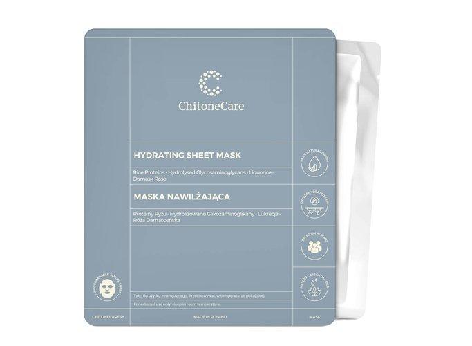 Maska Nawilżająca/Hydrating Sheet Mask 23ml